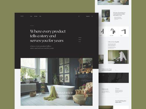 Nord / website