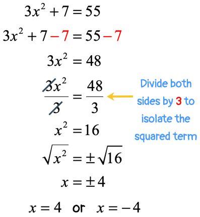 Solving Quadratic Equations Using Square Root Method Worksheet Solving Quadratic Equations Quadratics Solving Quadratics
