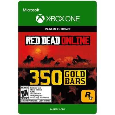 Additional Recommend Red Dead Redemption 2 350 Gold Bars Xbox One Digital Code For Chris In 2020 Red Dead Online Red Dead Redemption Take Two Interactive