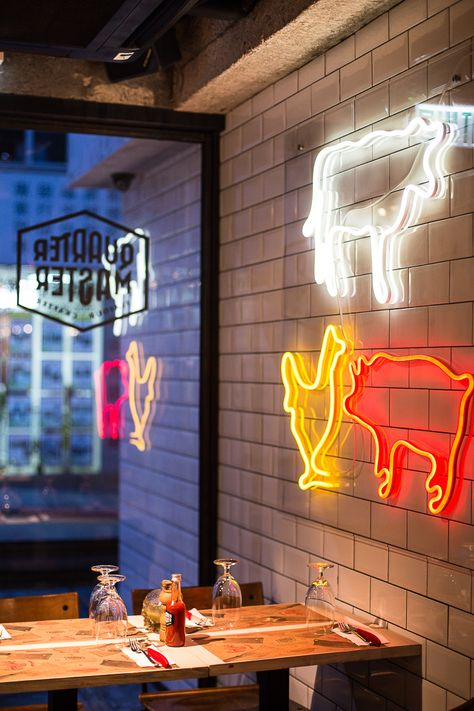 Bones  Blades + Quarter Master! Located in second street Sai Ying Pun, Bones  Blades is Hong Kong's first ethical and organic butcher shop and Deli selling artisanal food and wine.  Interior Design by In Situ  Partners Photography Credit HDP Photography