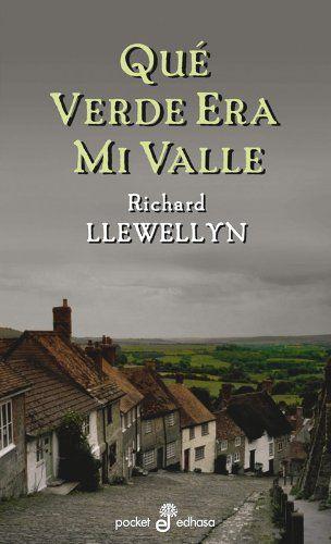 Que Verde Era Mi Valle Bolsillo Pocket De Richard Llewellyn Libros Para Leer Libros Nuevos Mexico Actual