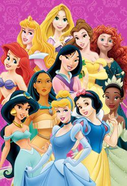 Lista de designs das Princesas Disney - Wiki Disney Princesas
