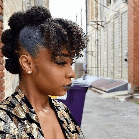 Prom Hairstyles Black Hair Easy Formal Hair Styles 20190602 Black Easy Formal Hair In 2020 Natural Hair Updo Short Natural Hair Styles Natural Hair Styles