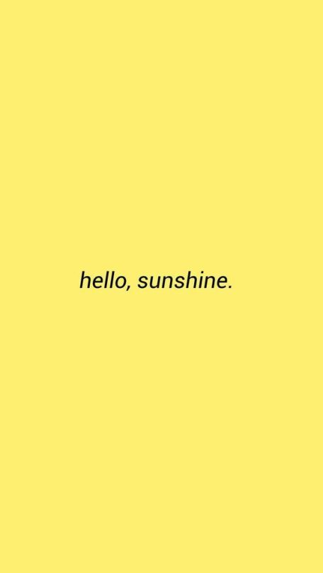 Iamfayeee On Twitter In 2021 Iphone Wallpaper Yellow Yellow Wallpaper Tumblr Yellow