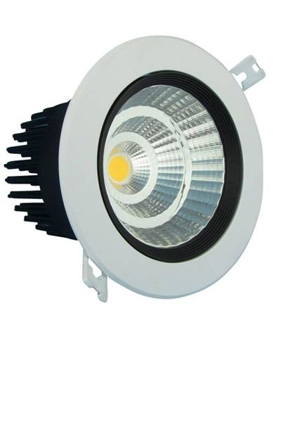 Inbouw Spot Led 5w Zaagmaat 75mm In 2020 Grote Opening Etalages Led