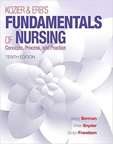 Fundamentals of Nursing 10th Edition - PDF Version | Digital