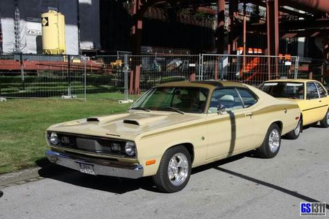 72 Plymouth Duster With Gold Duster Trim Package Mopar Muscle Cars Mopar Muscle Plymouth Duster