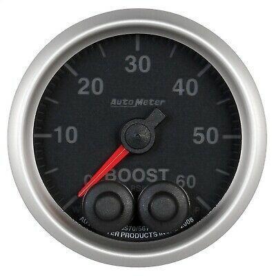 Auto Meter 3403 Sport-Comp Mechanical Boost//Vacuum Gauge