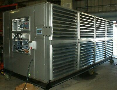 Ad Ebay Air Cooled Industrial Chiller 130 Tons Brand New In 2020 Window Air Conditioner Cool Stuff Air Conditioner Brands