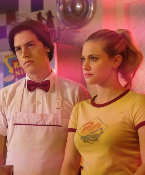 Here's Why People Think Cole Sprouse Took These Photos Of Lili Reinhart