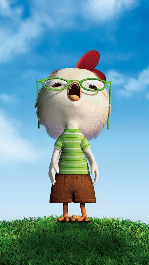 Chicken Little (2005) Phone Wallpaper   Moviemania