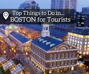 Top 10 Things To Do In Boston For First Time Visitors Boston