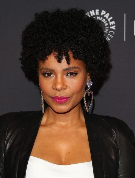 Sanaa Lathan Photos Photos The Paley Center For Media S 2019 Paleyfest La Star Trek Discovery And The Twilight Zone Natural Afro Hairstyles Natural Hair Styles Short Natural Hair Styles