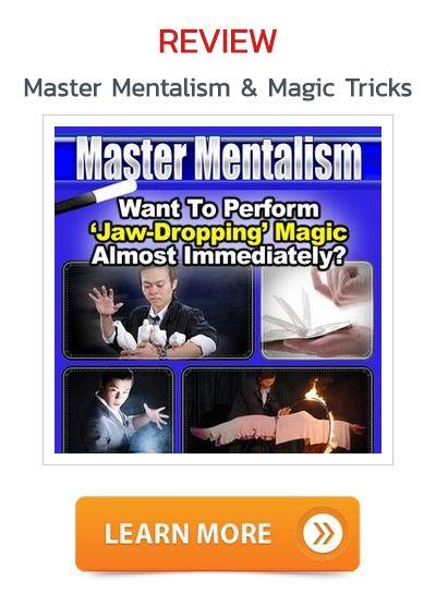 Master Mentalism Magic Tricks Download Review Free Magic Tricks Book Magic Tricks Revealed Magic Tricks