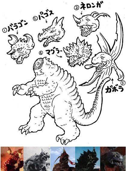 やくにたつ画像 おしゃれまとめの人気アイデア pinterest luna no tsuki ウルトラマン イラスト バラゴン ヒーロー