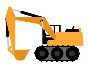 ショベルカー イラスト の画像検索結果 ショベルカー イラスト 工事中