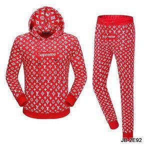 REPLICA UA supreme X Famous brand Hoodie and sweatpants