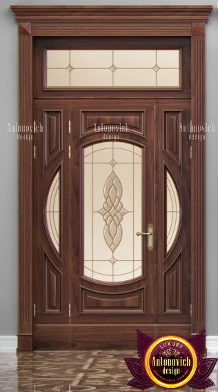 Modern Design Of Doors From Luxury Antonovich Design Is Not Only A