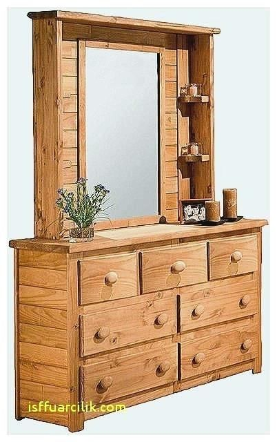 Dresser With Mirror And Shelves Topdekoration Com In 2020