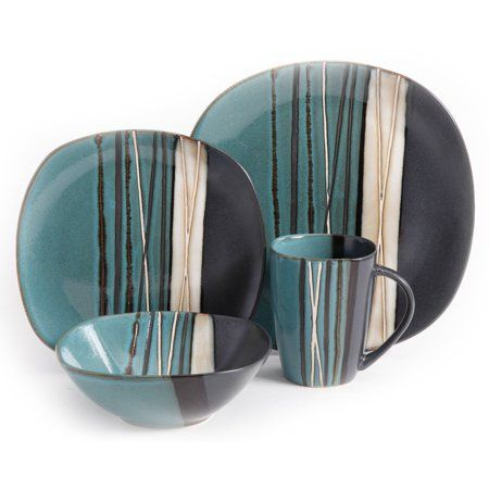 Better Homes And Gardens Mosaic Dinnerware