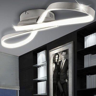 Innen Raum Wohn Ess Zimmer Decken Leiste Spot Strahler Chrom Lampe Leuchte Wofi