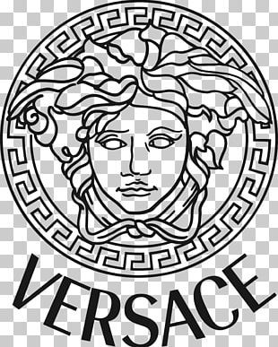 Versus Versace Italian Fashion Fashion House Png Clipart Big Cats Black Carnivoran Cat Like Mammal Fashion Free Png Versace Logo Versace Brand Versace