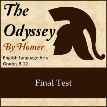 Pin On Teaching The Odyssey