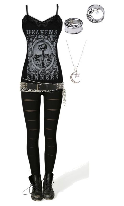 A fashion look from November 2012 featuring forever 21 tops, legging pants and buckle boots. Browse and shop related looks. Cute Emo Outfits, Scene Outfits, Punk Outfits, Gothic Outfits, Fashion Outfits, Womens Fashion, Woman Outfits, Club Outfits, Petite Fashion