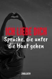 100+ Liebessprüche: Sprüche, die zu Herzen gehen - #gehen #herzen #liebesspruche #spruche - #FlowerQuotes