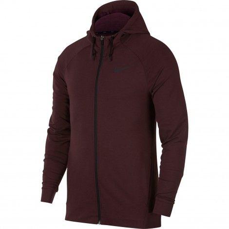 Nike Dri FIT Hoodie Full Zip Hyperdry fitness vest heren