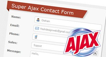 15 Ajax Contact Form With PHP | jQuery | Pinterest | Contact form