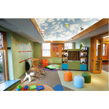 Good Childrenu0027s Library   Designed, Built And Furnished By Creative Business  Interiors In Elm Grove,