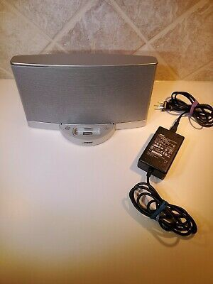 Bose Sounddock Series Ii 30 Pin Speaker Dock Black W In 2020 Mini Speaker Speaker Wall Lights