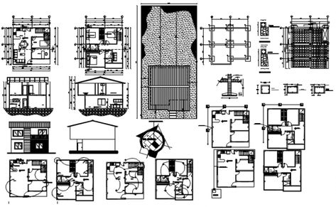 List Of Pinterest Elevation Drawing Autocad Floor Plans Pictures