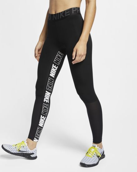 75084d14e46 Nike Pro Women's Graphic Tights / Leggings in 2019 | Following ...