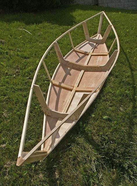 The Home Built 100 Dollars Canoe Boat Plans Wooden Boats Wooden Boat Plans