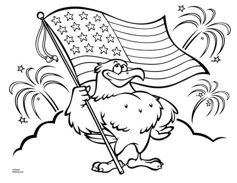 happy 4th of july coloring pages 2018  free  printable
