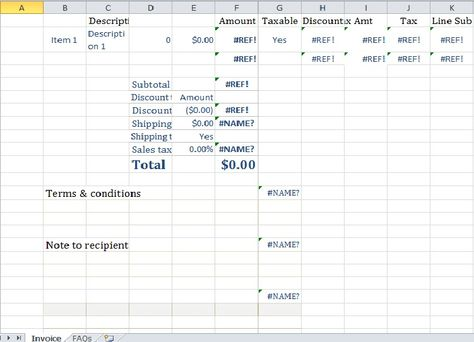 Debit Note Excel Template Excel Templates Pinterest - hazard analysis template