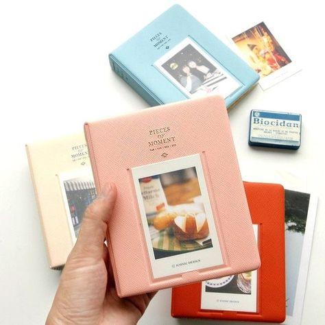 65 Photos Instax Mini Albums Photo Holders for Fujifilm Instax Mini Films Free Shipping