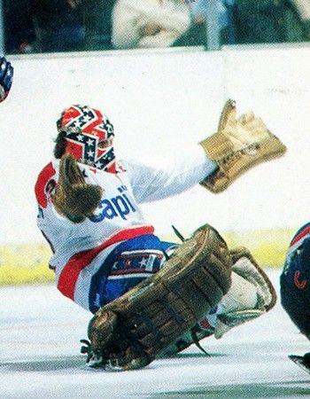best loved 48e86 ec3ff Mike Palmateer - Washington | NHL | Hockey, Capitals hockey ...