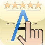 ABC Writing Practice ! #iOS $0.99