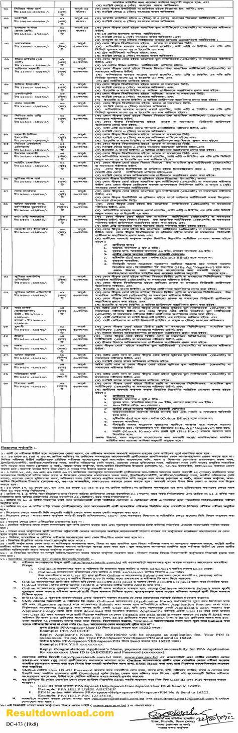 Modhumoti Bank Probationary Officer Job Exam Admit Card Download - tso security officer sample resume