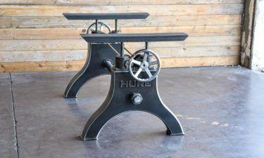 Table Bases Vintage Industrial Furniture Vintage Industrial Decor Vintage Industrial Furniture Industrial Furniture