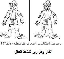 فوازير صعبة جدا للأذكياء فقط وحلها وألغاز متنوعة ومضحكة موقع مصري Humanoid Sketch