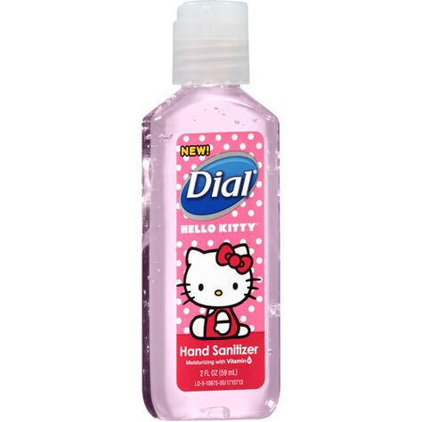 Hello Kitty Dial Hand Sanitizer Hand Sanitizer Antibacterial