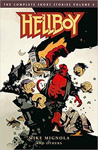 PDF DOWNLOAD] Hellboy: The Complete Short Stories Volume 2