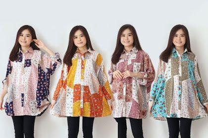 Baju Kemeja Wanita Yang Lagi Trend