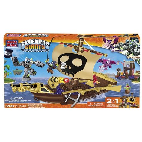 Skylander Giants ~ Crusher ~ NIB