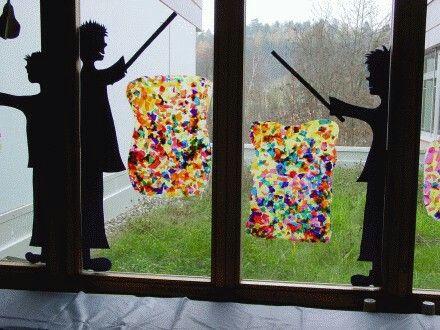 Fensterdekoration Herbst Grundschule Herbst Fenster Deko Beste Diy