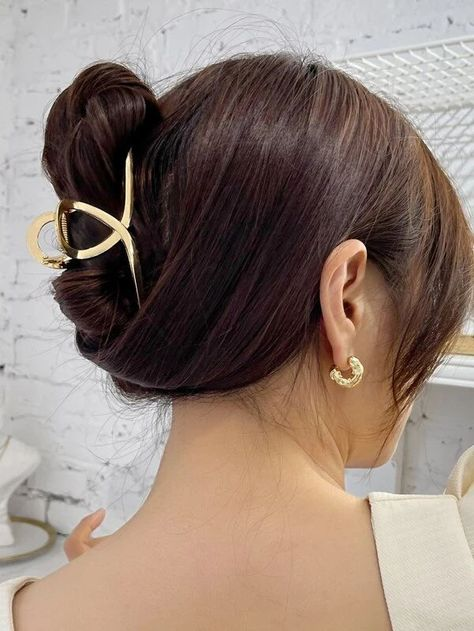 DAZY Metal Hair Claw